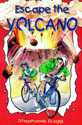 Escape the Volcano (Paperback)