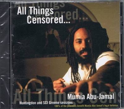 All Things Censored: Huntingdon and S.C.I.Greene Prison Sessions (CD-Audio)