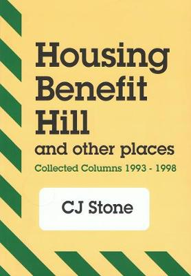 Housing Benefit Hill: And Other Places (Paperback)