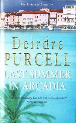 Last Summer in Arcadia (Paperback)