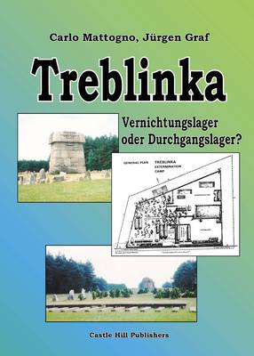 Treblinka: Vernichtungslager oder Durchgangslager? (Paperback)