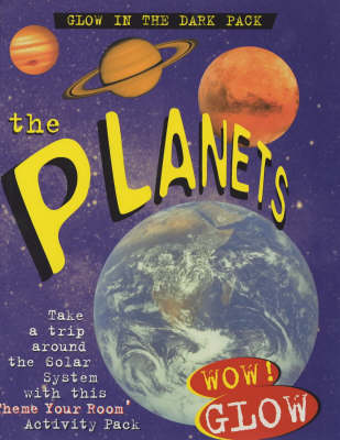 The Planets Glow Pack - Glow in the dark pack