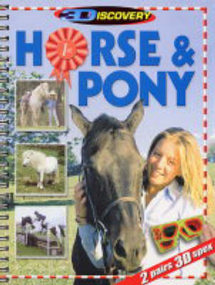 Horse & Pony: 3D Discovery (Paperback)