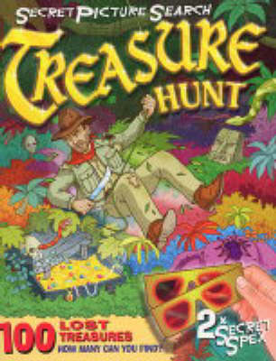 Treasure Hunt: Secret Picture Search - Secret Picture Search S. 3 (Paperback)