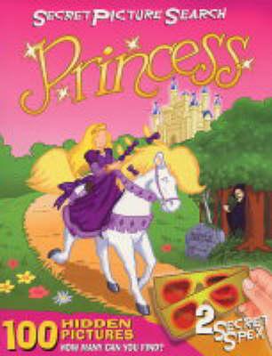Princess: Secret Picture Search - Secret Picture Search S. 2 (Paperback)