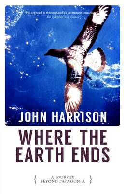 Where the Earth Ends (Paperback)