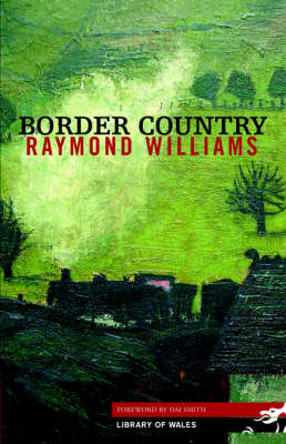 Border Country - Library of Wales (Paperback)