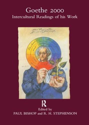 Goethe 2000: Intercultural Readings of His Work (Paperback)