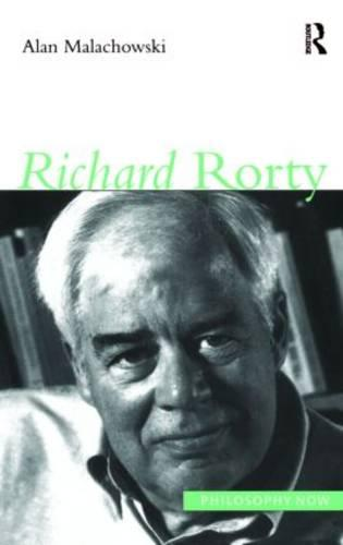 Richard Rorty (Paperback)