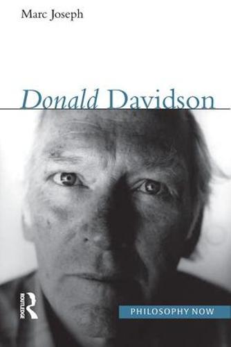 Donald Davidson (Hardback)