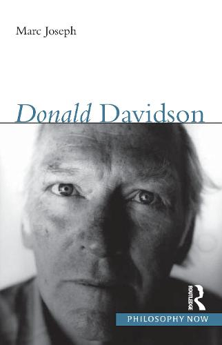 Donald Davidson (Paperback)