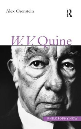 W.V.O.Quine (Hardback)