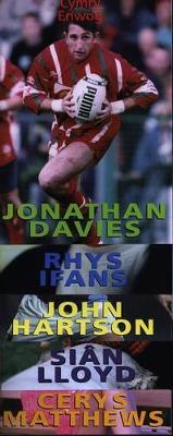 Cymry Enwog (Pecyn o 5) - Jonathan Davies, John Hartson, Rhys Ifans, Sian Lloyd a Cerys Matthews (Paperback)