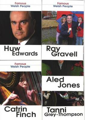 Famous Welsh People 2 (Set of 5) (Paperback)
