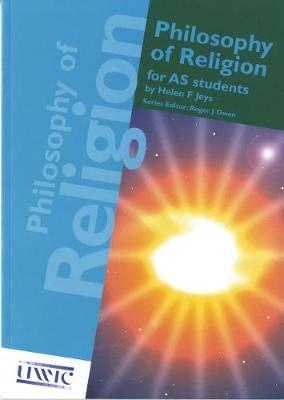 Philosophy of Religion for AS Students (Paperback)