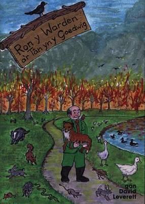 Ron y Warden a'r Tan yn y Goedwig (Paperback)