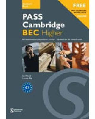 Pass Cambridge Bec Higher Self - Study Practice Tests with Key and CD (Board book)
