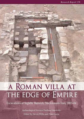 A Roman Villa at the Edge of Empire (Paperback)