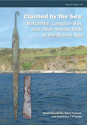 Claimed by the Sea (Paperback)