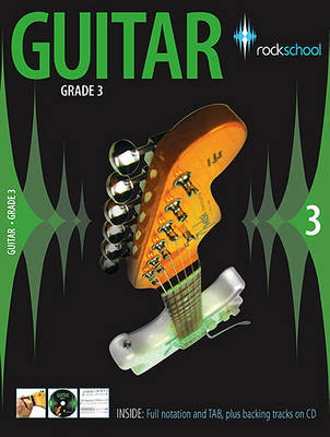 Rockschool Guitar Grade 3 (2006-2012) (Paperback)