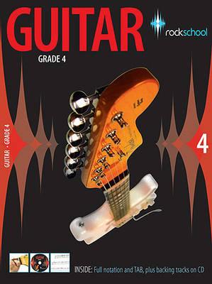 Rockschool Guitar Grade 4 (2006-2012) (Paperback)