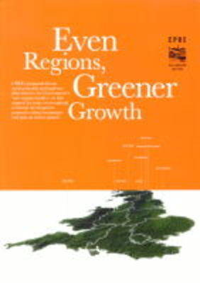 Even Regions, Greener Growth (Paperback)