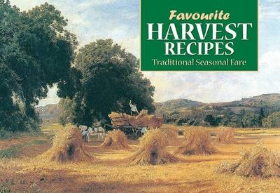 Favourite Harvest Recipes (Paperback)