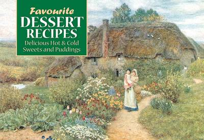 Favourite Dessert Recipes (Paperback)