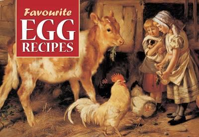 Favourite Egg Recipes (Paperback)