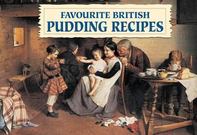 Favourite British Pudding Recipes (Paperback)