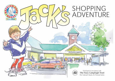Jack's Shopping Adventure (Paperback)