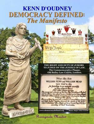 Democracy Defined: The Manifesto (Paperback)