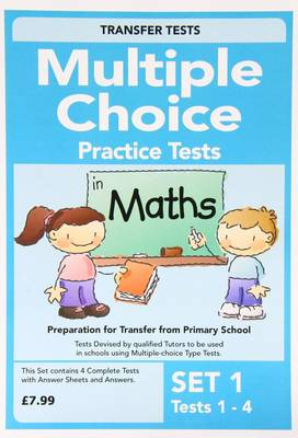 Multiple Choice Maths 1: Pack 1 (Paperback)