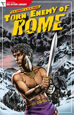 Torn Enemy of Rome - Big Action Library (Paperback)