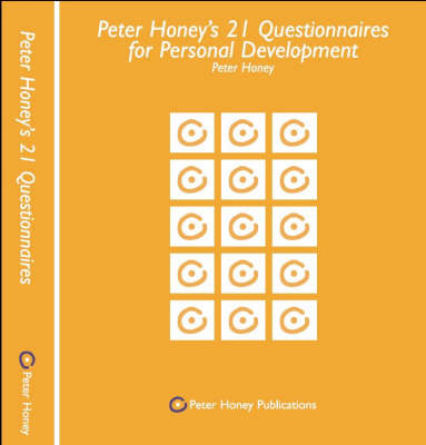 Peter Honey's 21 Questionnaries for Personal Development