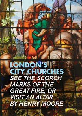 London's City Churches (Paperback)