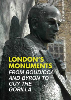 London's Monuments (Paperback)