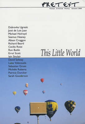 Pretext II: This Little World (Paperback)