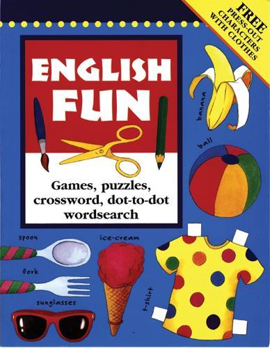 English Fun - Language Activity S. 5 (Paperback)