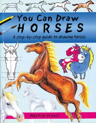 You Can Draw Horses - You Can Draw (Paperback)