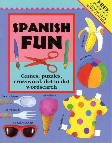Spanish Fun - Language Activity S. 4 (Paperback)