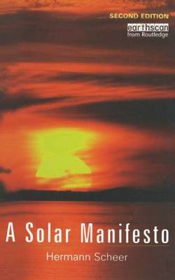 A Solar Manifesto (Paperback)