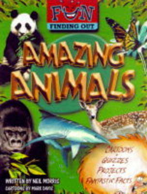 Fun Finding Out About Amazing Animals (Paperback)