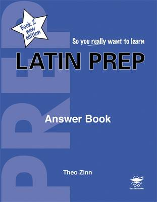 Latin Prep: Answer Book Book 2 (Paperback)