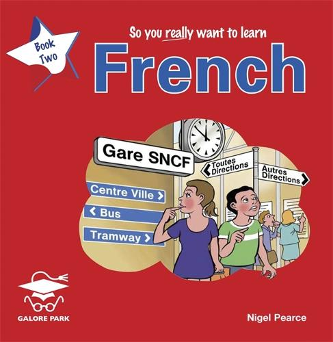 So You Really Want to Learn French Book 2 Audio CD (CD-Audio)