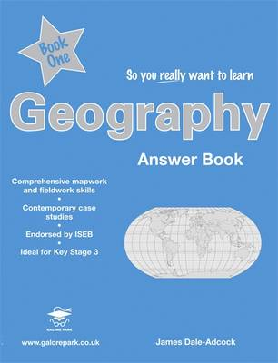 So You Really Want to Learn Geography Book 1 Answers (Paperback)