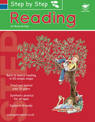 Step by Step Reading: A 50 Step Guide to Teach Reading with Synthetic Phonics - Step by Step (Paperback)