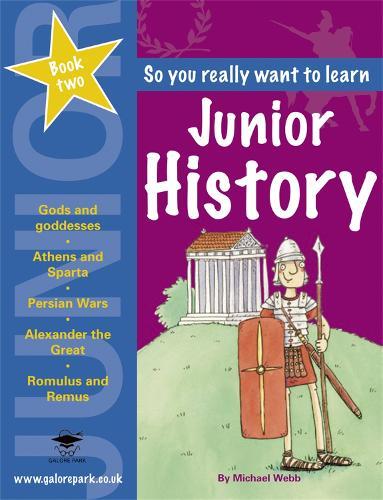 Junior History Book 2 (Paperback)
