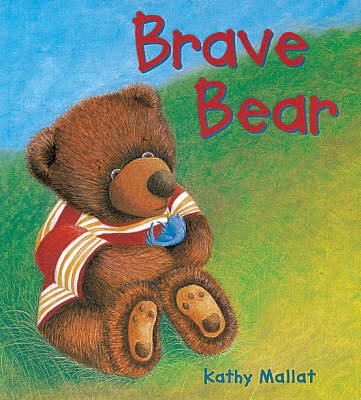 Brave Bear - Cat's whiskers (Paperback)