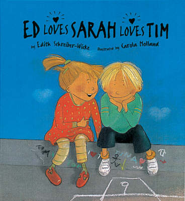 Ed Loves Sarah Loves Time (Paperback)